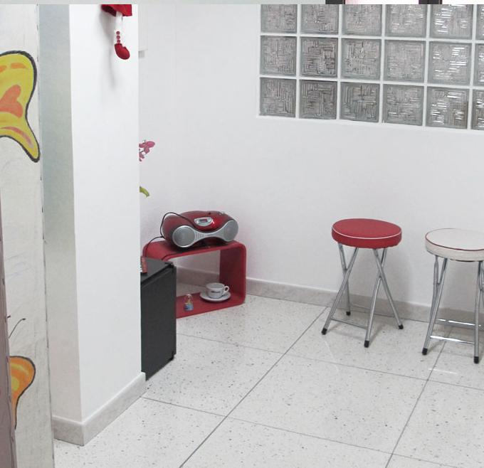 Sala d'attesa N. 2