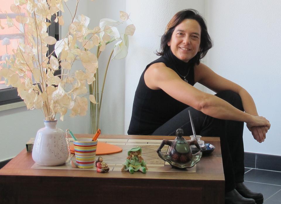 Roberta Santambarchi - psicologa dello sport
