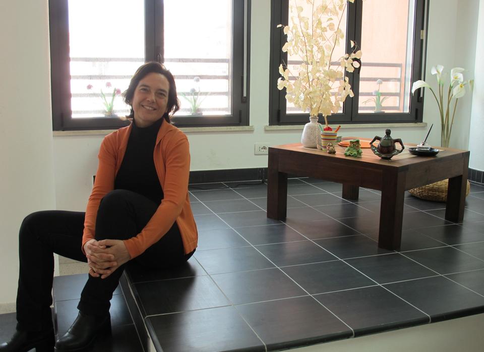 Roberta Santamnarchi - psicologa dello sport